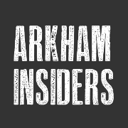 Arkham Insiders Wortmarke