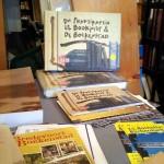 Das von Rainer Heeke herausgegebene Buch Die Praktikantin, le Bookinist & de Boekenstad