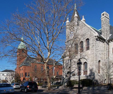 Main Street, Warren, Rhode Island