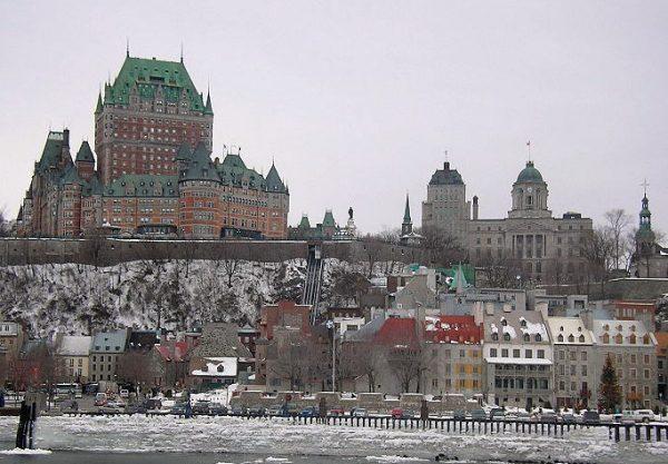 Quebec-Chateau-Frontenac