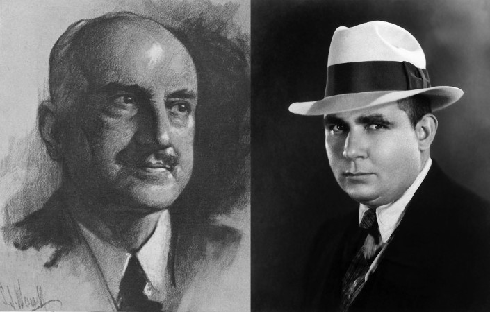 George Santayana und Robert E. Howard