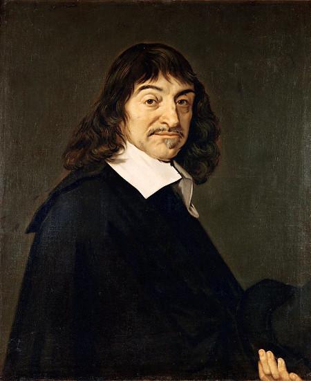 René Descartes (Frans Hals, 1648)